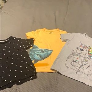 """""""Lot of 3"""" BOYS SIZE 6/7 Tees"""